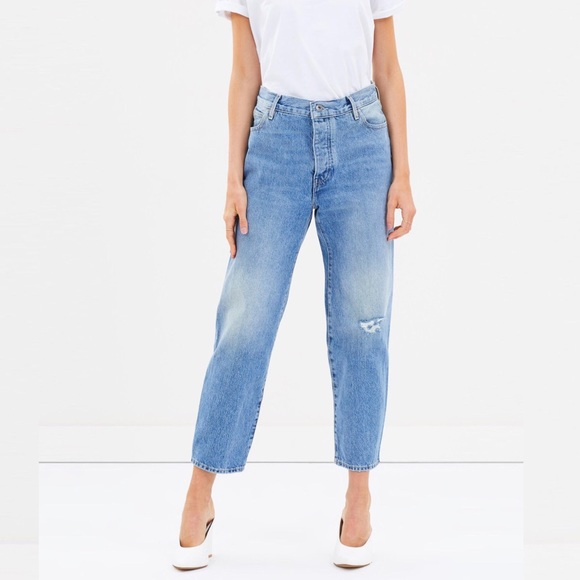 Levi's Denim - LEVI'S MADE & CRAFTED Jane Doe Wedgie Jeans